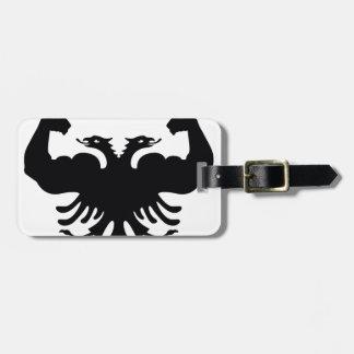 Albania Bag Tag