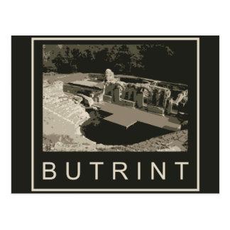 Albania Butrint Postcard