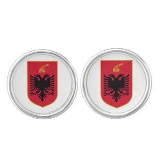 Albania* Coat of Arms Cufflinks