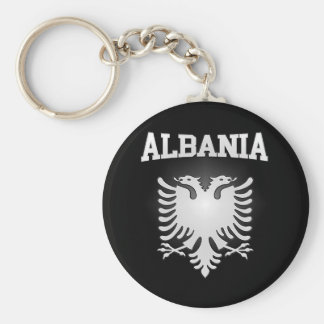 Albania Coat of Arms Key Ring