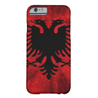 Albania Flag Barely There iPhone 6 Case