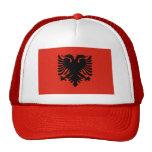 Albania Flag Cap