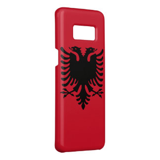 Albania Flag Case-Mate Samsung Galaxy S8 Case