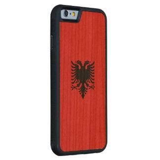 Albania Flag Cherry iPhone 6 Bumper
