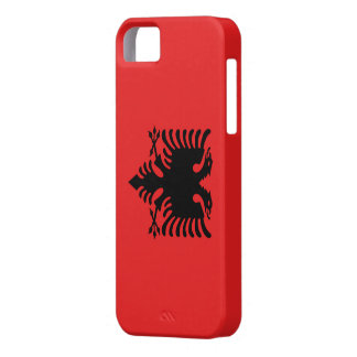 Albania flag - Cover/iPhone Housing 5/5S iPhone 5 Cover