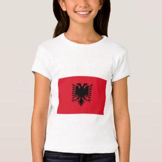 Albania FLAG International T-Shirt