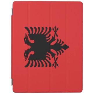 Albania Flag iPad Cover