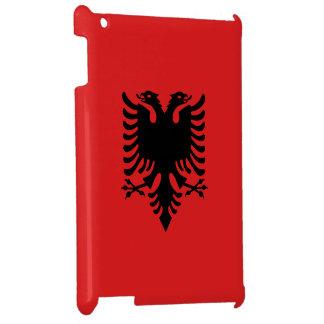 Albania Flag iPad Covers