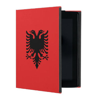 Albania Flag iPad Folio Case