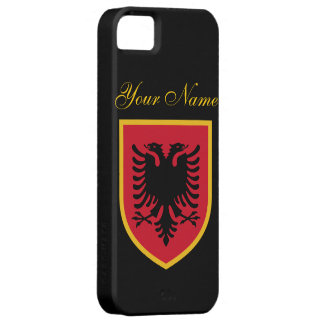 Albania Flag iPhone 5 Cases