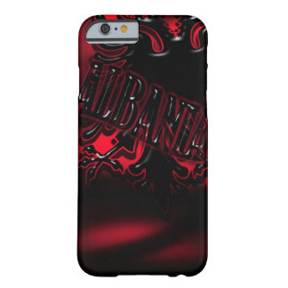 Albania Flag iPhone 6 Case Barely There iPhone 6 Case