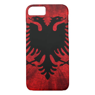 Albania Flag iPhone 8/7 Case