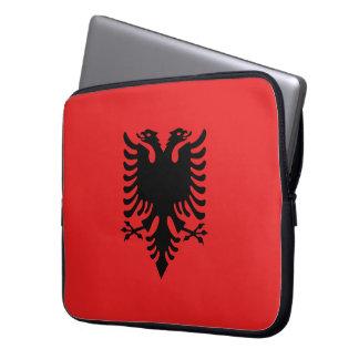 Albania Flag Laptop Computer Sleeves