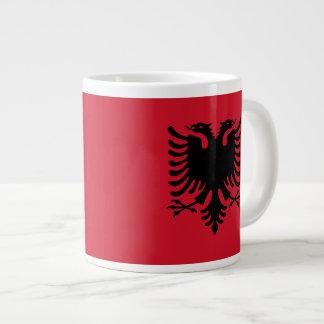 Albania Flag Mug Jumbo Mug