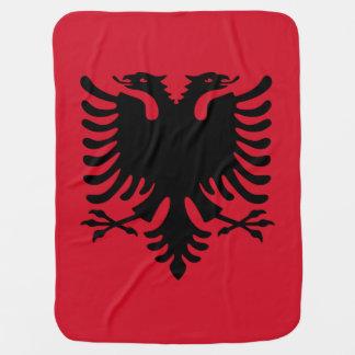 Albania Flag Pramblankets