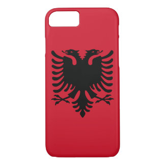 albania iPhone 7 case