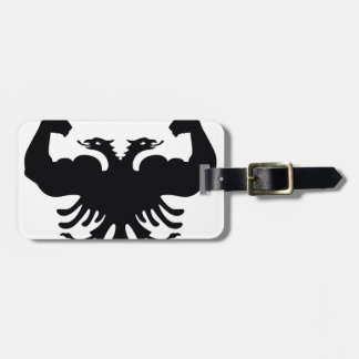 Albania Luggage Tag