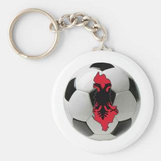 Albania national team key chain