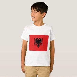 Albania National World Flag T-Shirt