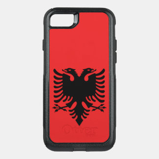 Albania OtterBox Commuter iPhone 8/7 Case