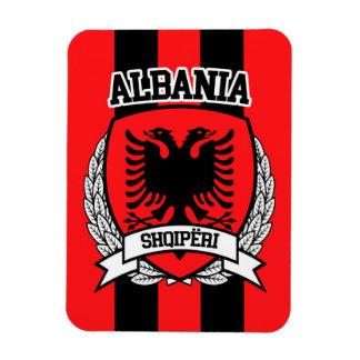Albania Rectangular Photo Magnet