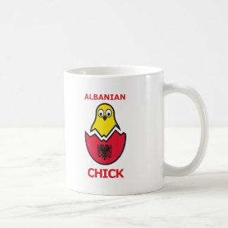 Albanian Chick Coffee Mug