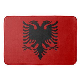 Albanian Coat of arms Bath Mat