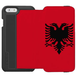 Albanian Coat of arms Incipio Watson™ iPhone 6 Wallet Case