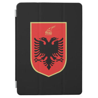 Albanian coat of arms iPad air cover