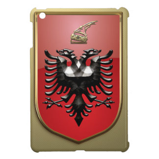 Albanian Coat of arms iPad Mini Cases