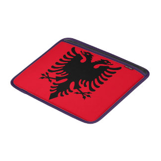 Albanian Coat of arms MacBook Sleeve