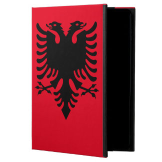 Albanian Coat of arms Powis iPad Air 2 Case