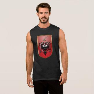 Albanian Coat of arms Sleeveless Shirt