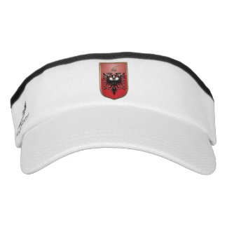 Albanian Coat of arms Visor