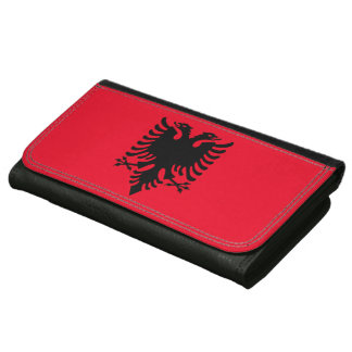 Albanian Coat of arms Wallet