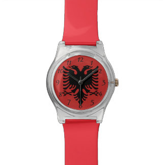 Albanian Coat of Arms Watch