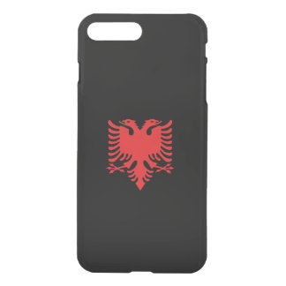 Albanian eagle iPhone 7 plus case