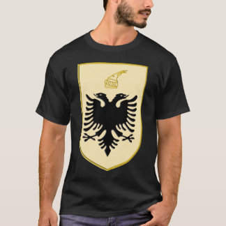 Albanian gold Shield T-Shirt