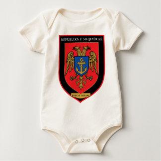 Albanian Naval Forces - Forcat Detare Baby Bodysuit