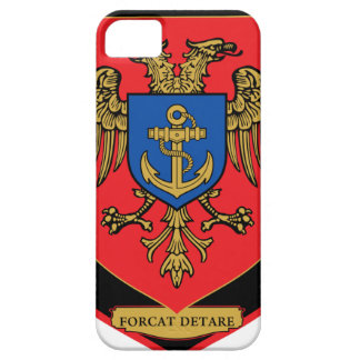 Albanian Naval Forces - Forcat Detare iPhone 5 Covers
