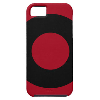 Albanian Roundel iPhone 5 Cover