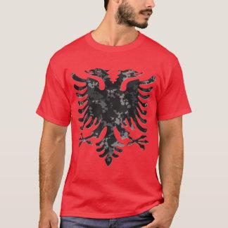Albanian urban Camo Eagle 3D T-Shirt