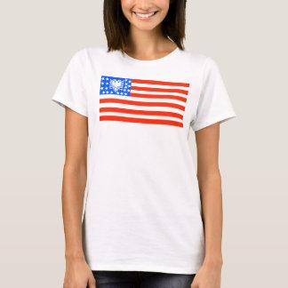 Albanian/USA shirt