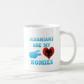 Albanians are my Homies Coffee Mug