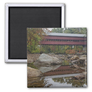 Albany Bridge, just off the Kancamagus Square Magnet