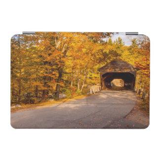 Albany Covered Bridge Near Conway iPad Mini Cover