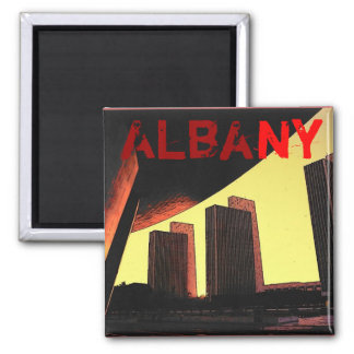 Albany Magnet - Customized