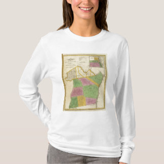 Albany, Schenectady counties T-Shirt