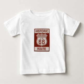 Albatross Route Sixty Six Baby T-Shirt