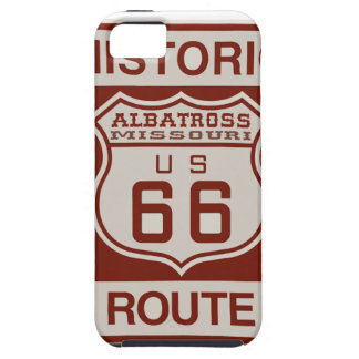 Albatross Route Sixty Six iPhone 5 Covers